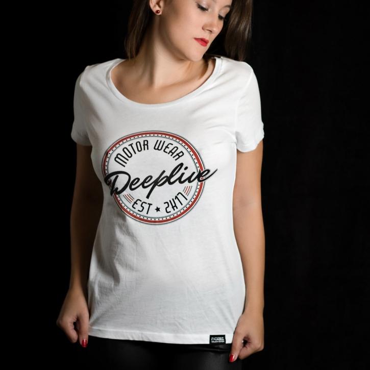 Damen T-Shirt - Deeplive