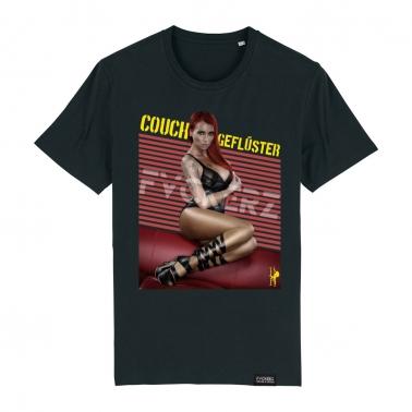 T-Shirt - Lena Heart Couchgeflüster