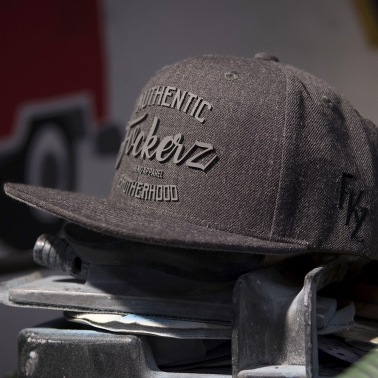 Cap - FVCKERZ Authentic Brotherhood