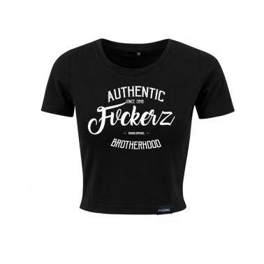 Crop Shirt - FVCKERZ Authentic
