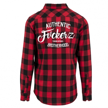 Hemd - FVCKERZ Authentic