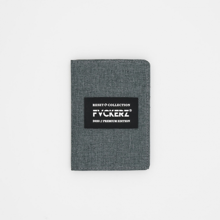 Passport Cover - FVCKERZ RESET C.