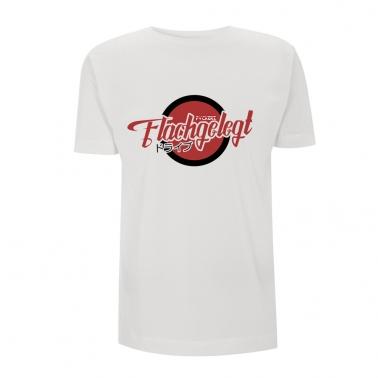 T-Shirt - FVCKERZ Flachgelegt