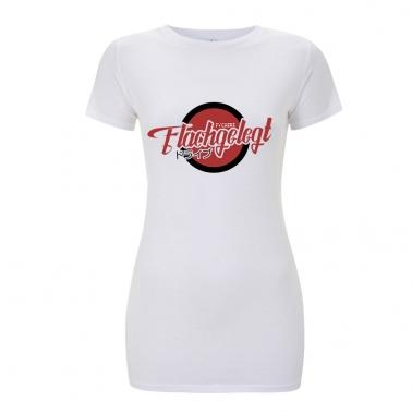 Frauen T-Shirt - FVCKERZ Flachgelegt
