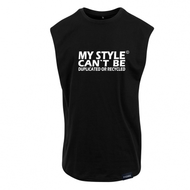 Sleeveless Shirt - FVCKERZ My Style