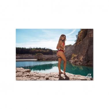 Premium Poster - Lisa Yasmin