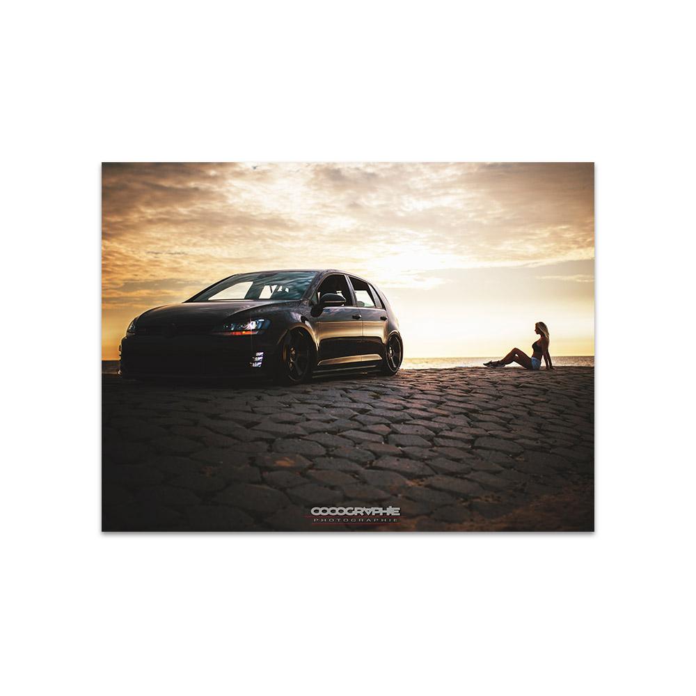 Premium Poster - Cocographie // Angela Kutscher