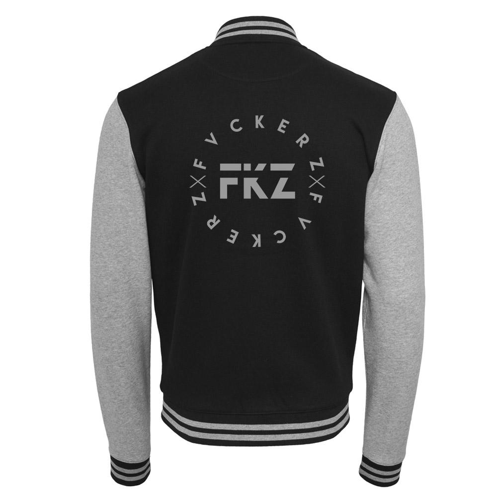 College Jacke - FVCKERZ