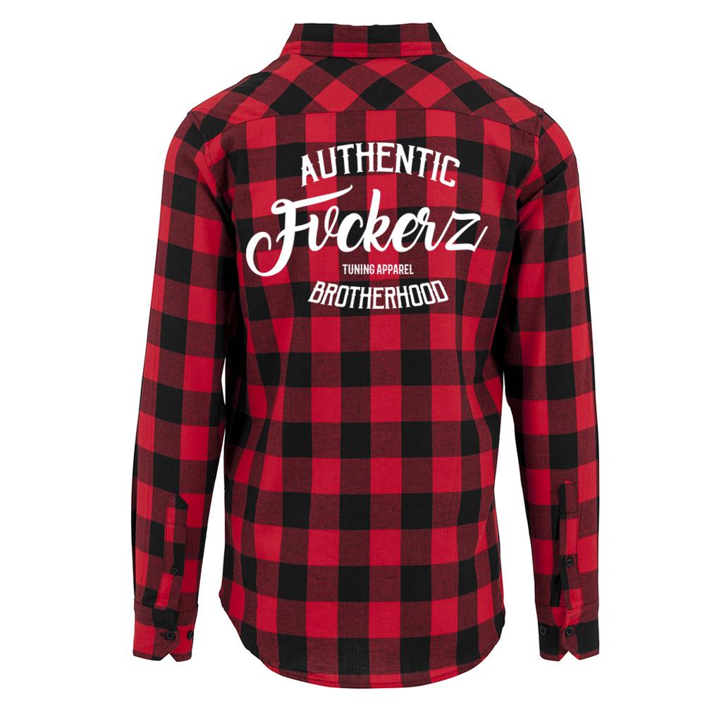 Hemd - FVCKERZ Authentic