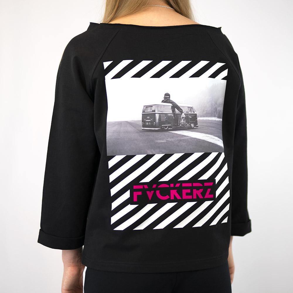 Flash Dance Sweater - FVCKERZ
