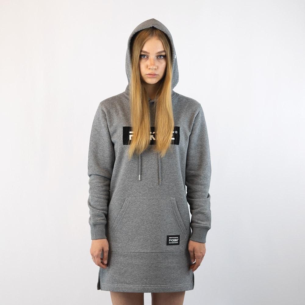 Sweatshirtkleid - FVCKERZ RESET Co.