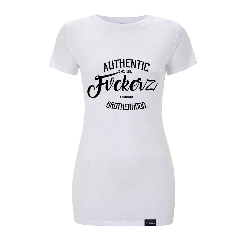 Frauen T-Shirt - FVCKERZ Brotherhood