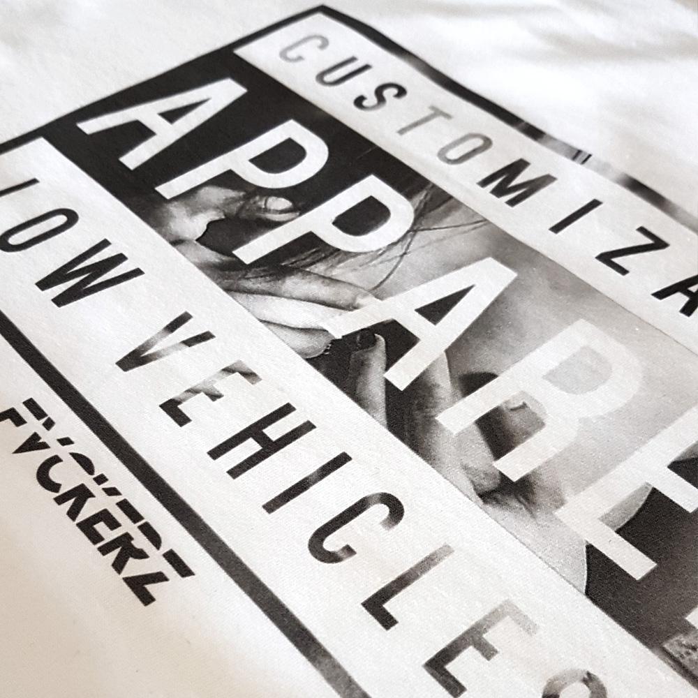 T-Shirt - FVCKERZ Low Vehicles