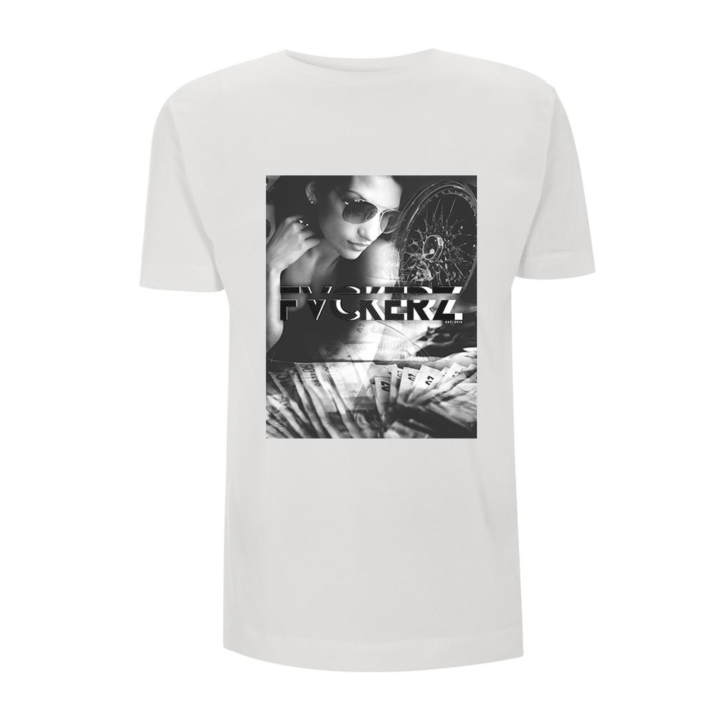 T-Shirt - FVCKERZ Art Carbon