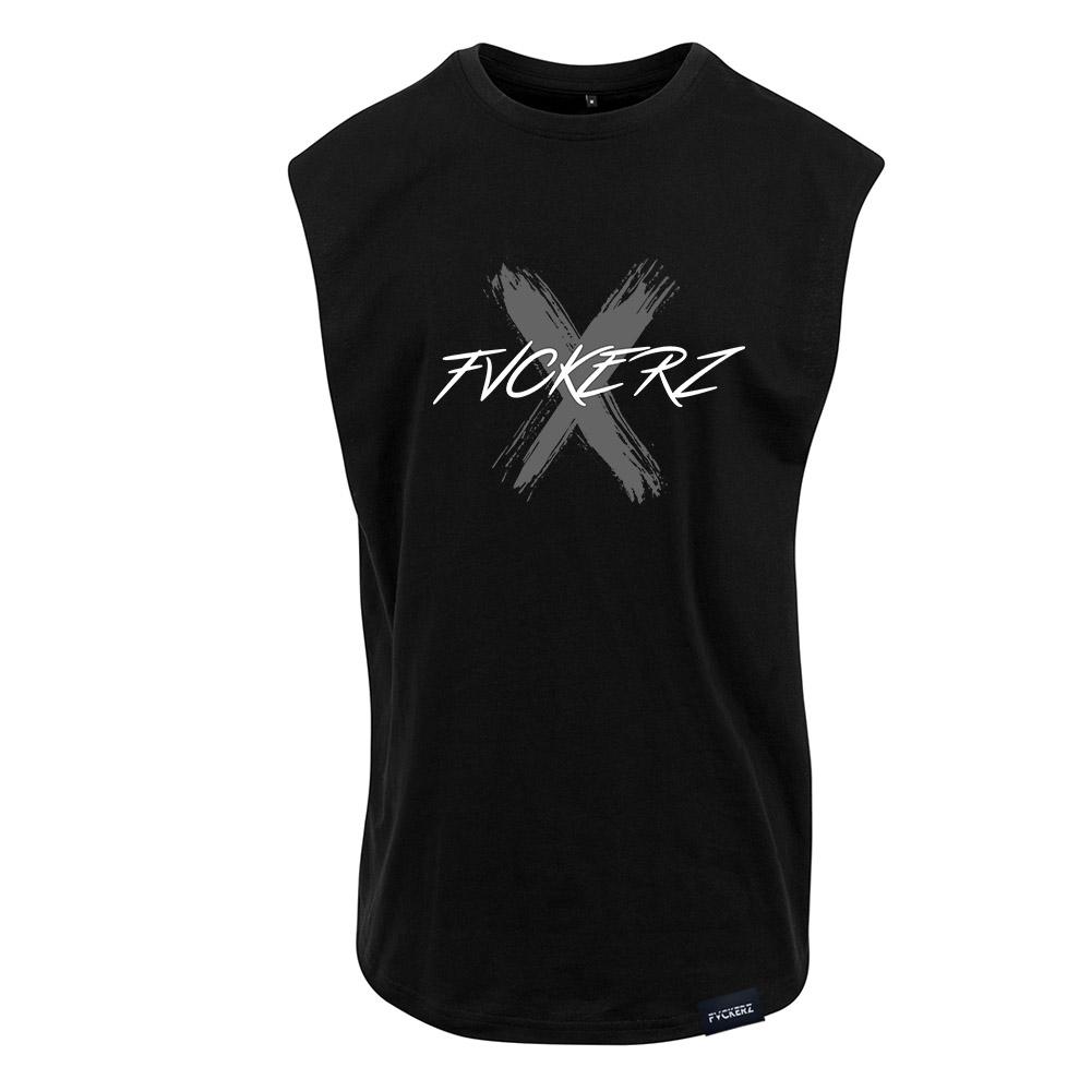 Sleeveless Shirt - FVCKERZ X-Design