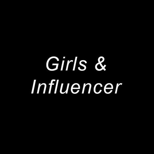 Girls & Influencer