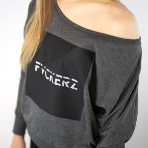 Shoulder Longsleeve - FVCKERZ RESET C.