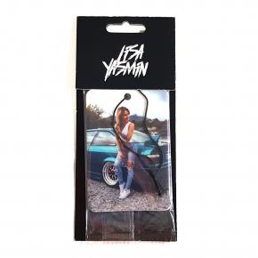 Air Freshener - Lisa Yasmin